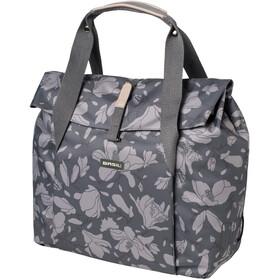 Basil Magnolia Luggage Pannier Shopper 18l blackberry